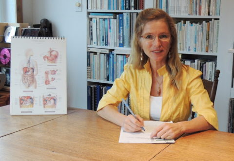 Lise-Anne Simoneau, À propos